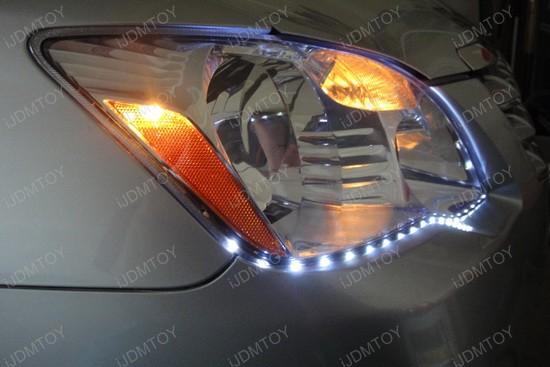 Toyota - Avalon - LED - strip - lights - 2